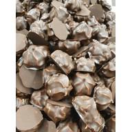 """meringues """"maison"""" enrobées au chocolat"""